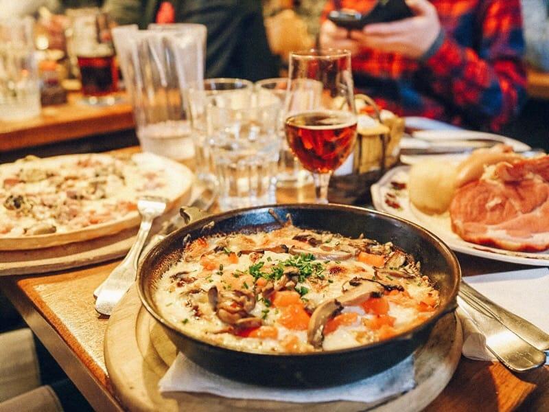 フランスアルザス料理