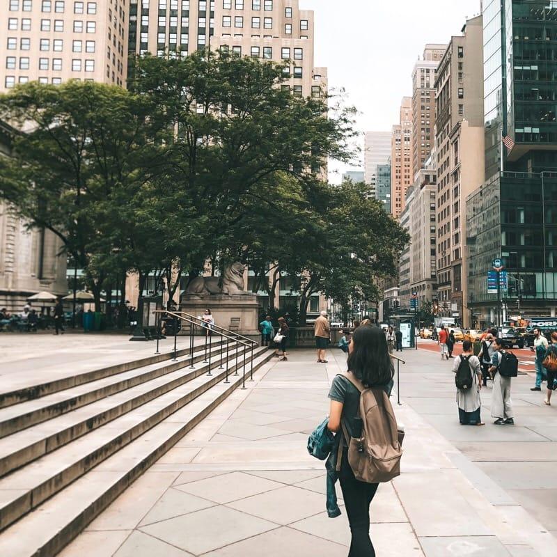 ニューヨーク5thアヴェニュー