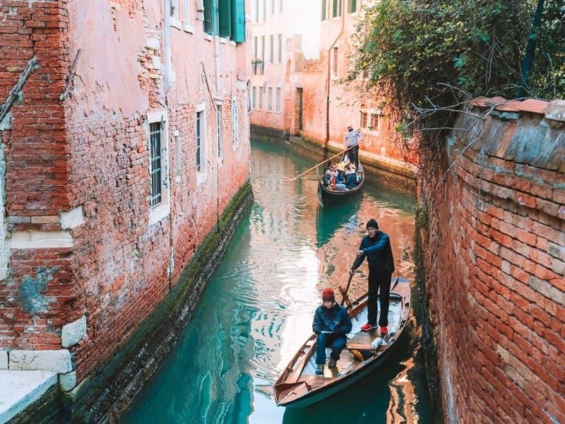 ベネチア小道