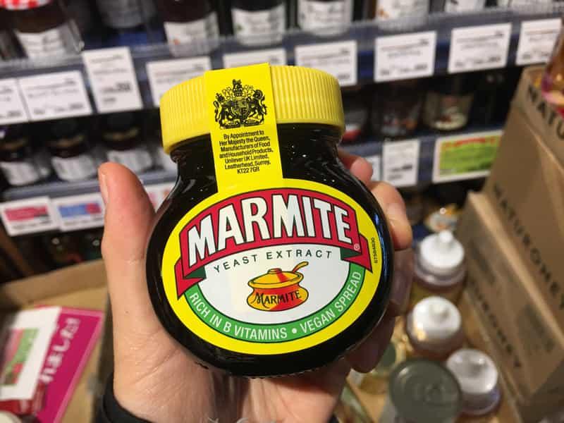 marmiteヴィーガン