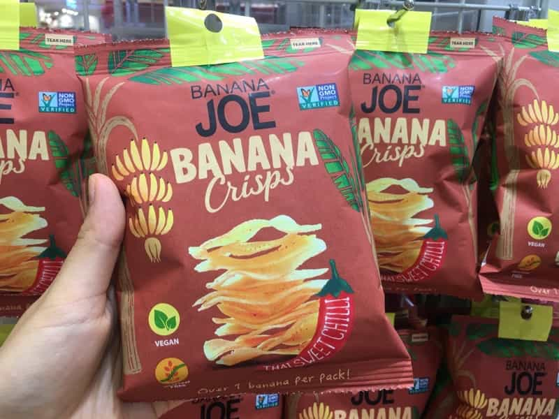 Banana Joe Banana chips